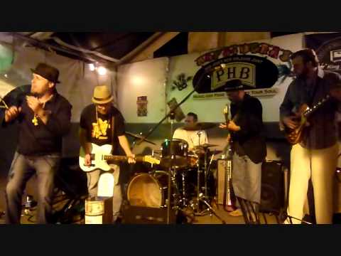 John Nemeth & all star group at Poorhouse - Fat Tues 2010