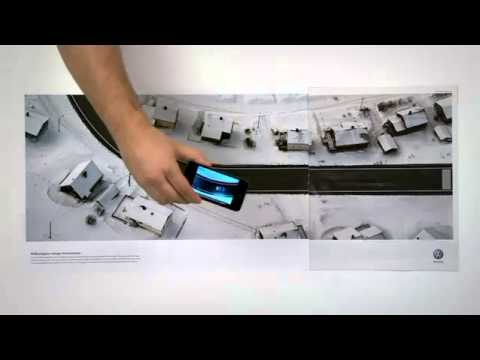 Volkswagen - Augmented Reality Print Ad.mov
