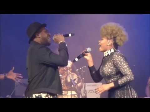 Yemi Alade live au Trianon (extraits)