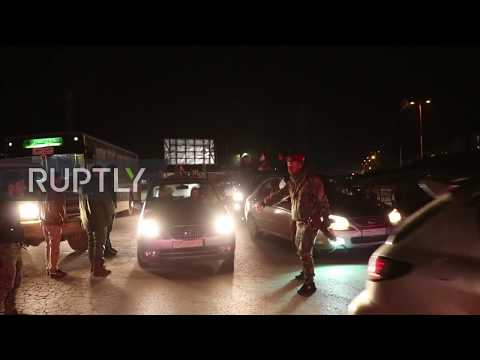 Syria: Residents celebrate as SAA retakes full control of greater Aleppo city area