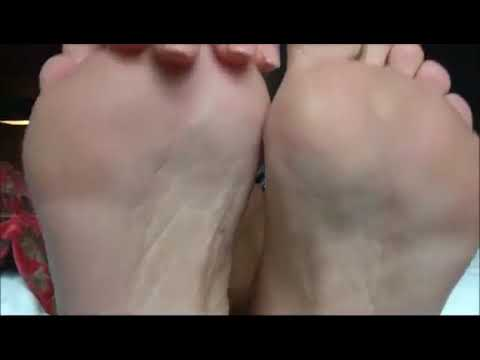 get on your knees and lick my feet clean, foot slave