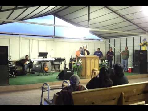 White Mountain Apache Gospel Music Medley