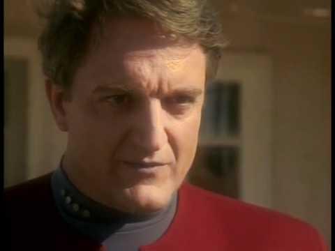 Star Trek: Voyager vs. the NDAA