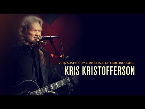 Austin City Limits Hall of Fame 2016: Kris Kristofferson