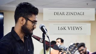 Dear Zindagi | Tu Hi Hai Cover | Arijit Singh | Unplugged | Acoustic | Cover by Shahbaz Mohammad
