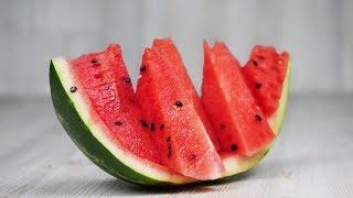 4 Original Ways to Cut a Watermelon