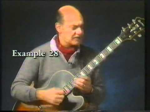 Joe Pass - Jazz Lines DVD (1991)