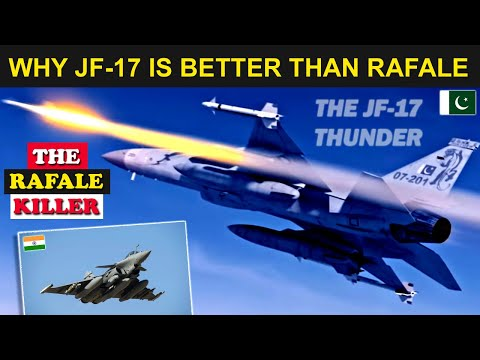 Indian Defence News : Why JF-17 Thunder is far better than I