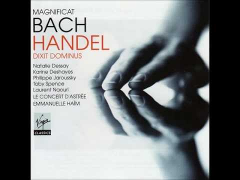 Johann Sebastian Bach - Suscepit Israel - Magnificat BWV 243