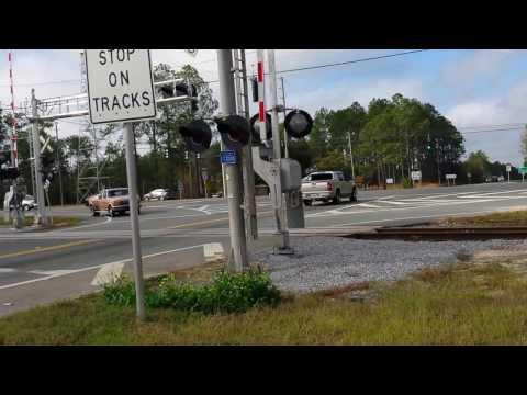 Railroad Crossing @ Panama City Beach, FL