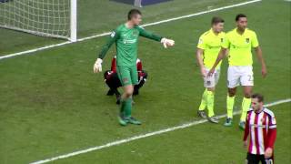 HIGHLIGHTS: Sheffield United 1 Northampton Town 0