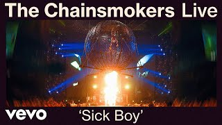 The Chainsmokers - Sick Boy (Live from World War Joy Tour) | Vevo