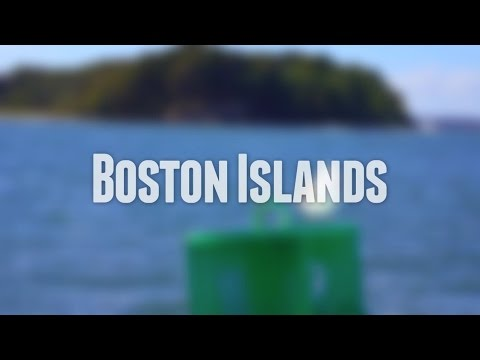 New England Boating TV: Boston Islands