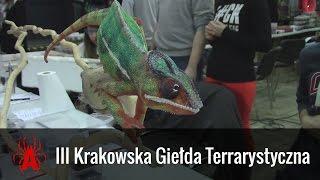III Krakowska Giełda Terrarystyczna 19.11.2016