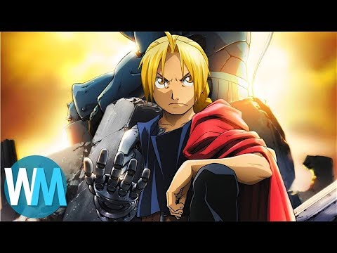 Top 10 Fullmetal Alchemist Brotherhood Moments (Ft. Todd Haberkorn!)