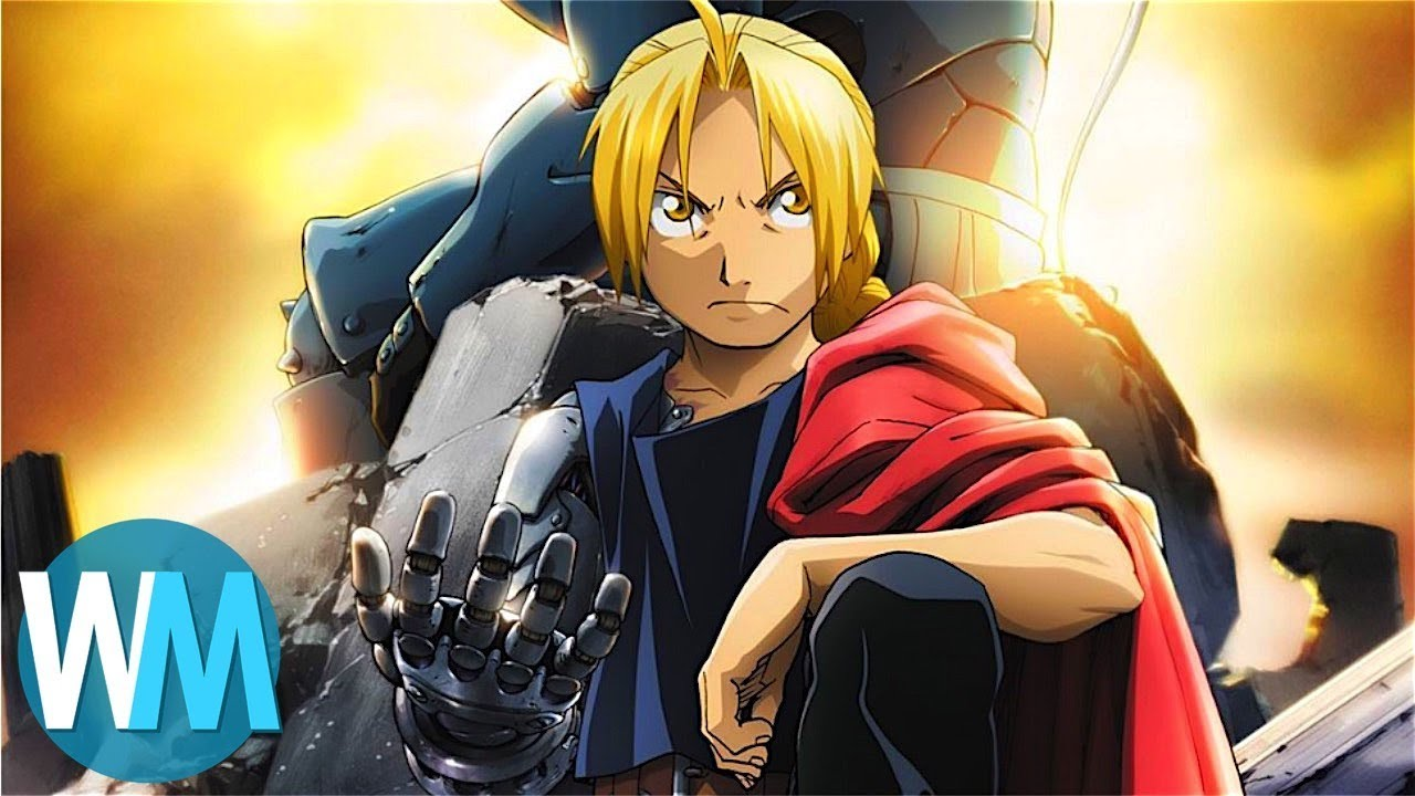 Download Top 10 Fullmetal Alchemist Brotherhood Moments (Ft. Todd Haberkorn!)