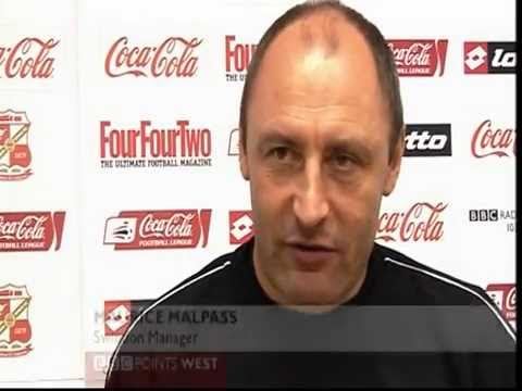 2008-10-02 BBC Points West review of Swindon Town's form in September