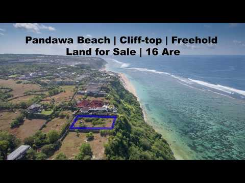 Land for Sale in Bali | Pandawa Beach | Freehold