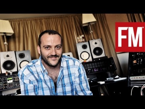 Fred Falke  In The Studio With Future Music
