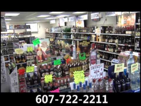 Robbys Liquor Binghamton New York