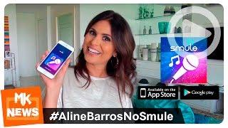 Aline Barros Vem cantar Ressuscita-me no Smule Karaok AlineBarrosNoSmule.mp3