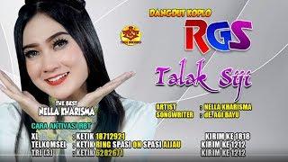 Nella Kharisma Talak Siji Dangdut Koplo RGS