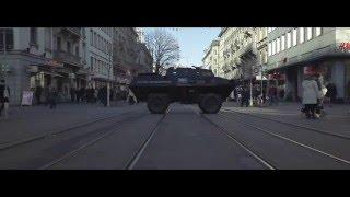 Teaser: Das Panzertaxi von Man