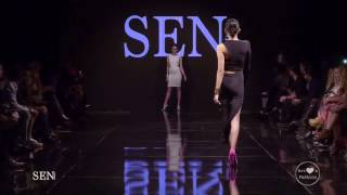 Sen Couture at Art Hearts Fashion LAFW FW/17