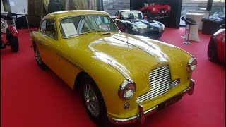 1957 Aston Martin DB2-4 Mark II Tickford Body - Ext.  + Interior - Retro Classics...