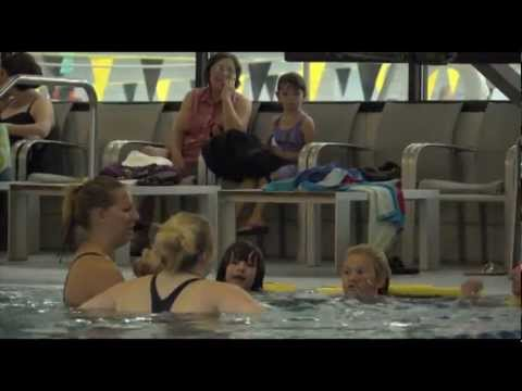 Swimming Lessons at University of Iowa on YouTube