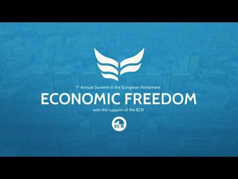 1st ANNUAL ECONOMIC FREEDOM SUMMIT - Brussels