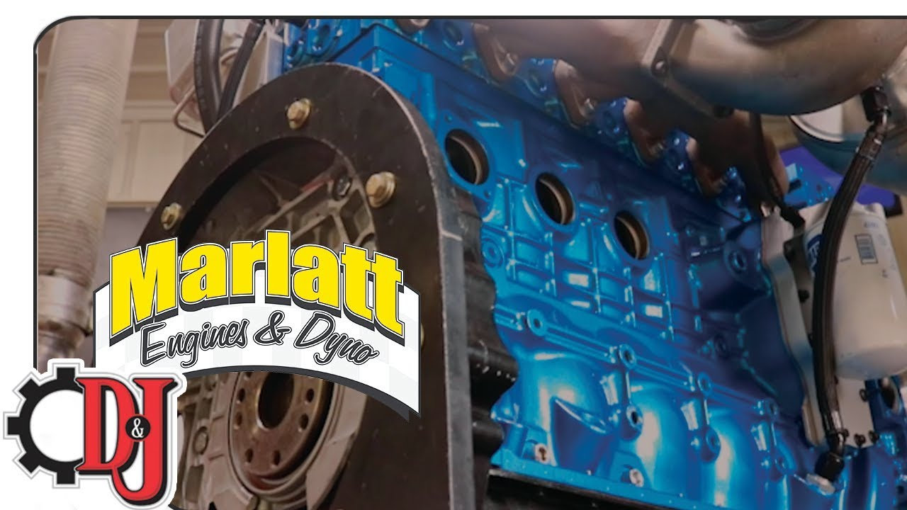 A Visit to Marlatt Engines & Dyno - D&J Precision Machine
