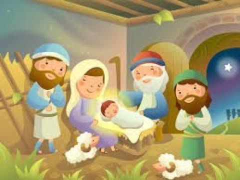 Desenhos Biblicos Novo Testamento O Nascimento De Jesus Natal