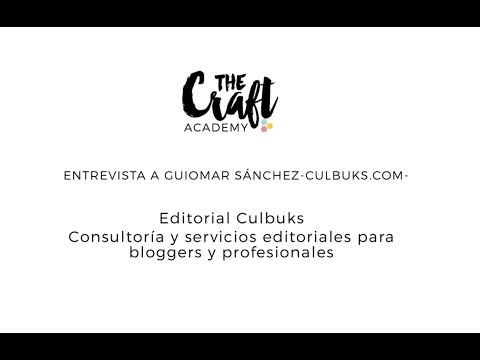 Entrevista a Guiomar Sánchez