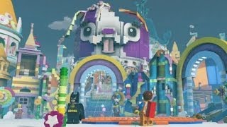 The LEGO Movie Videogame - All Red Bricks in Cloud Cuckoo Land (Cloud Cuckoo Land 100% Guide)