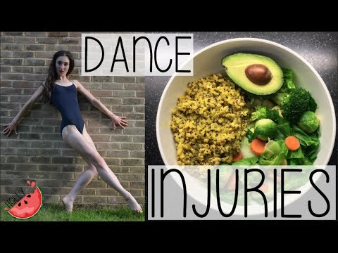 HOW TO DEAL WITH & PREVENT INJURIES AS A DANCER | MY INJURY EXPERIENCE, VEGAN DIET & PHYSIOTHERAPY