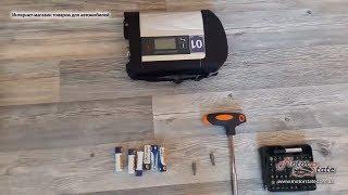 Mercedes Star Diagnosis C4 - Навіщо і які потрібні акумулятори в прилад?