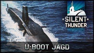 War Thunder - Silent Thunder - U-Boot Jagd [ deutsch 🐄 gameplay ]