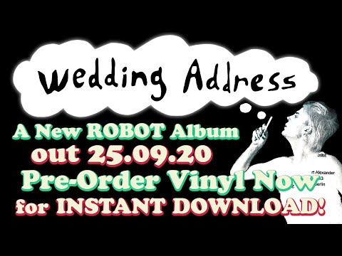 WEDDING ADDRESS -