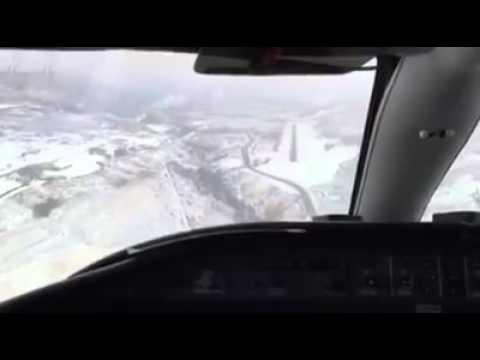 Aterrizaje en Aspen, Colorado