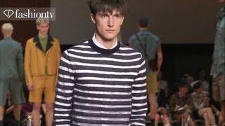 Kenzo Men Spring/Summer 2013 ft Jae Yoo & Matt King | Paris Men's Fashion Week | FashionTV FMEN