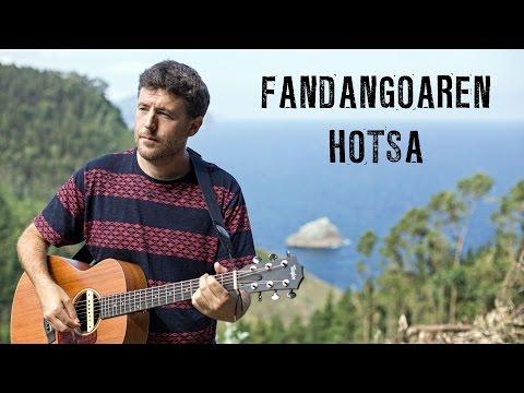 Fandangoaren Hotsa - Josu Bergara