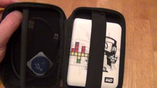 Case Logic Portable EVA Hard Drive Case (QHDC-101) Review