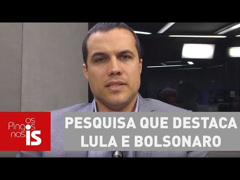 Felipe Moura Brasil Comenta Pesquisa Que Destaca Lula E Bolsonaro