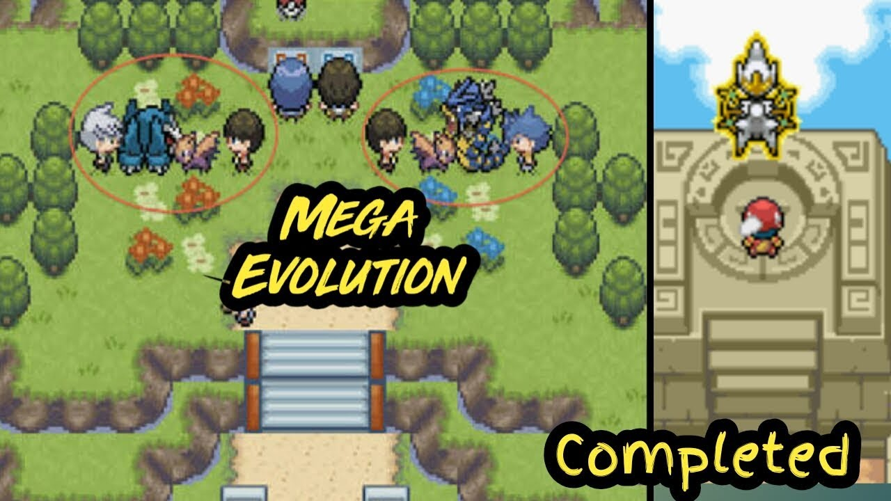 pokemon all gba rom games download