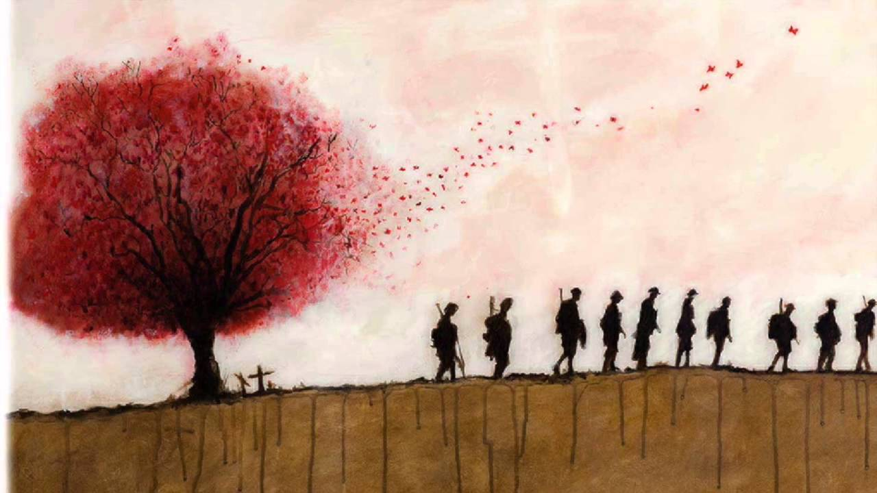 free limited edition remembrance day 2015 first day cover youtube