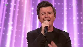 Rick Astley - Never Gonna Give You Up Live on Jaka to Melodia 2020