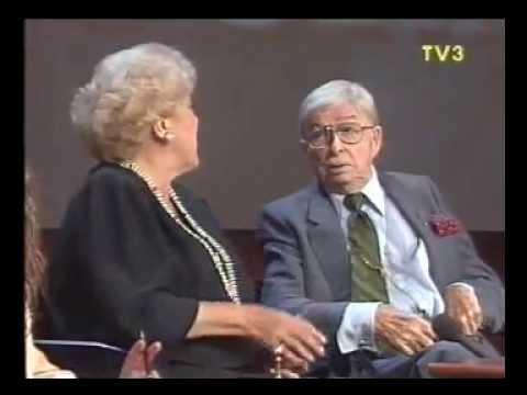 Xavier Cugat i Mary Santpere a