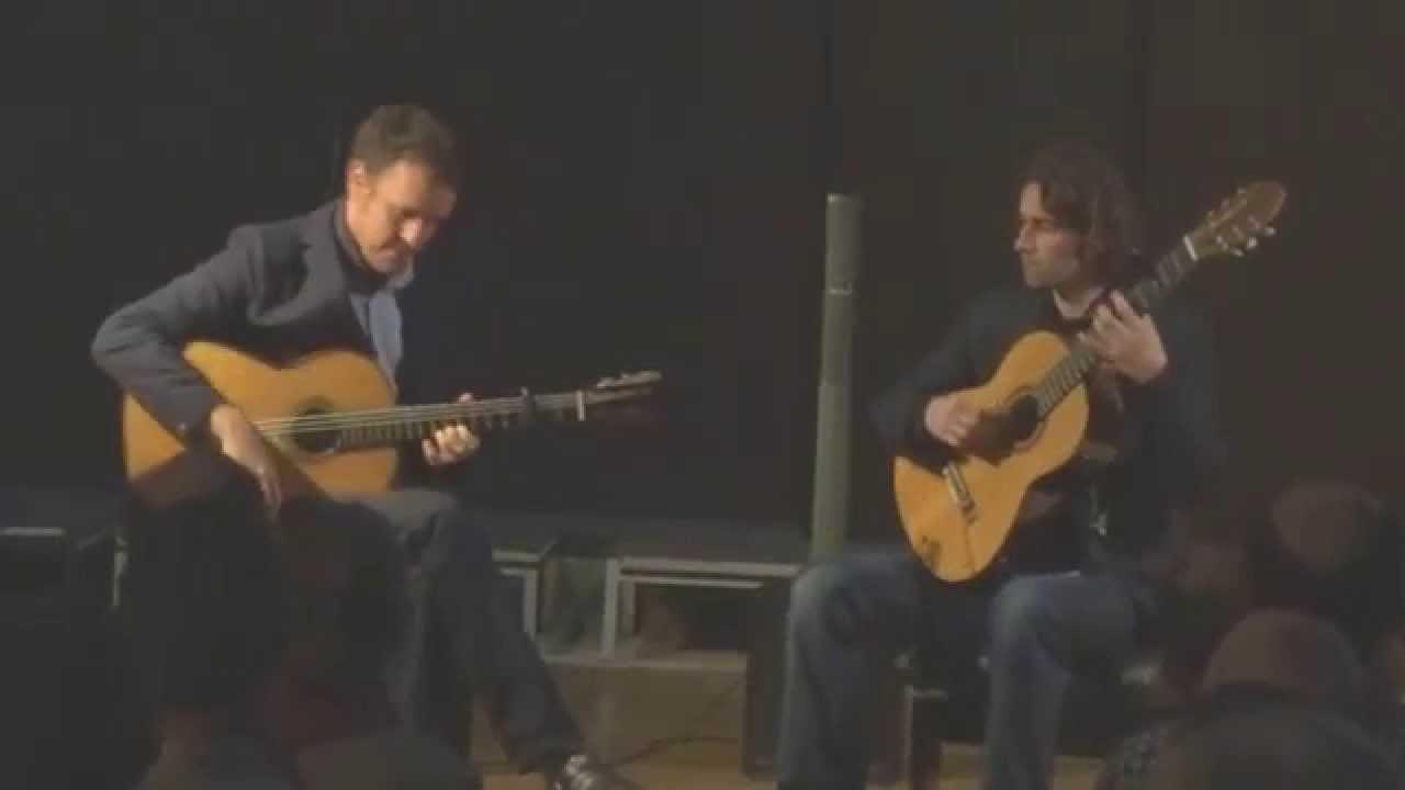"""""""Ligeti goes to Bamako"""" by Derek Gripper and Gerard Cousins"""