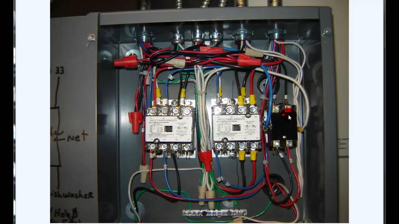 Electrical WiringFire control box  YouTube